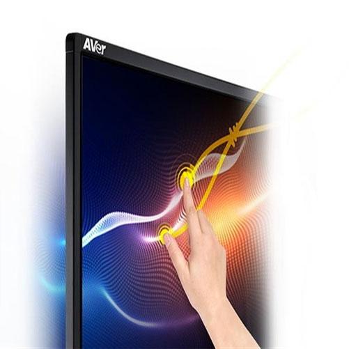 大型互動式觸控螢幕